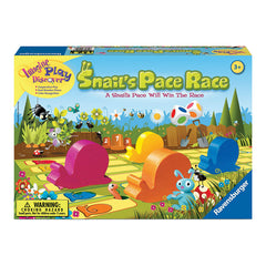 Ravensburger Snail's Pace Race Cooperative Game Packaging