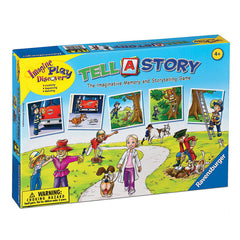 Ravensburger Tell A Story Game Packaging