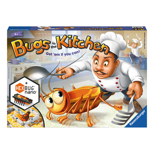 Ravensburger Bugs in the Kitchen Family Game Packaging