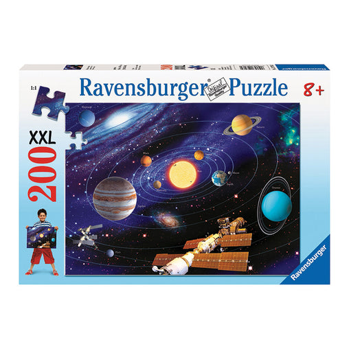 Ravensburger The Solar System 200 Piece XXL Puzzle Packaging