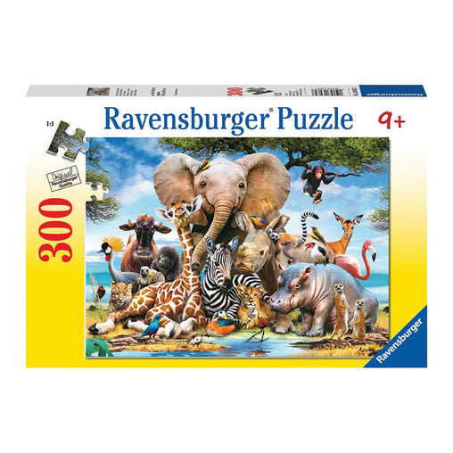 Ravensburger African Friends (Favourite Wild Animals) 300 Piece XXL Puzzle