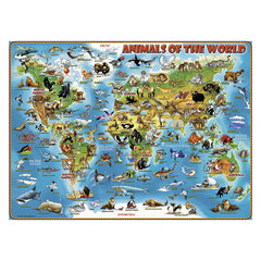 Ravensburger Animals Of The World 300 Piece XXL Puzzle