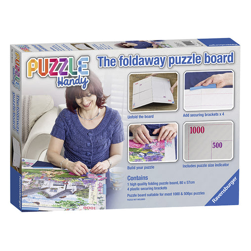 Ravensburger Puzzle Handy Storage Front Packaging