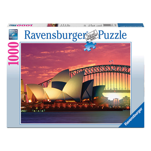 Ravensburger The Sydney Opera House 1000 Piece Puzzle Packaging