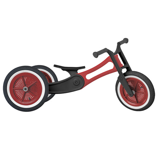 Wishbone 3 in 1 Bike Recycled Edition RE2 Red