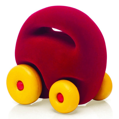 Rubbabu Mascot Car Red