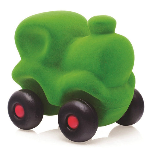 Rubbabu Little Train Green