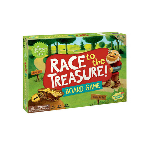 Peaceable Kingdom Cooperative Game Race to the Treasure