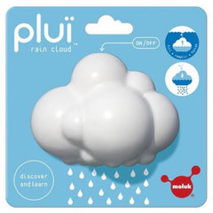 Moluk Rain Cloud Bath Toy Packaging