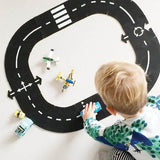 Ringroad 12 Piece Rubber Road Set