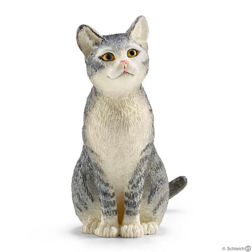 Schleich Cat Sitting
