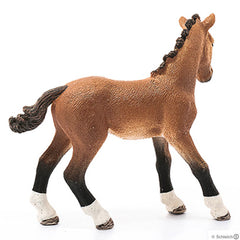 SCH13804 13804 Tennessee Walker Foal Schleich Animal Figurines Toy back