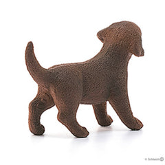 Schleich Labrador Retriever Puppy Back