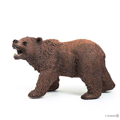 Schleich Grizzly Bear 14685 Side