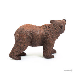 Schleich Grizzly Bear 14685 Back