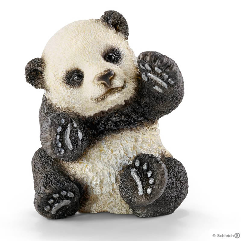 Schleich Panda Cub Playing