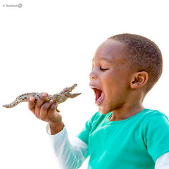 Schleich Crocodile Boy