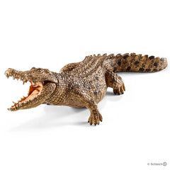 Schleich Crocodile Mouth Open