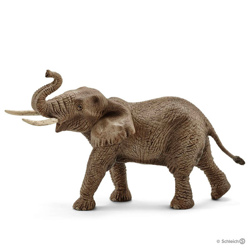 Schleich African Elephant Male