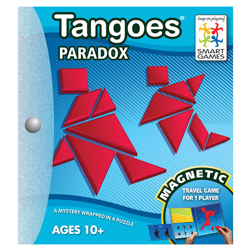 Smart Games Tangoes Paradox Magnetic Travel Game