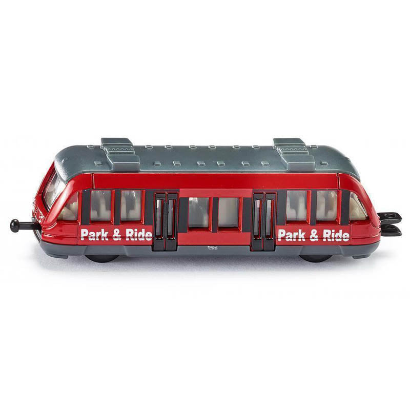 Siku Local Train Diecast Model