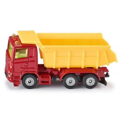 Siku Truck with Tipping Trailer Diecast Model