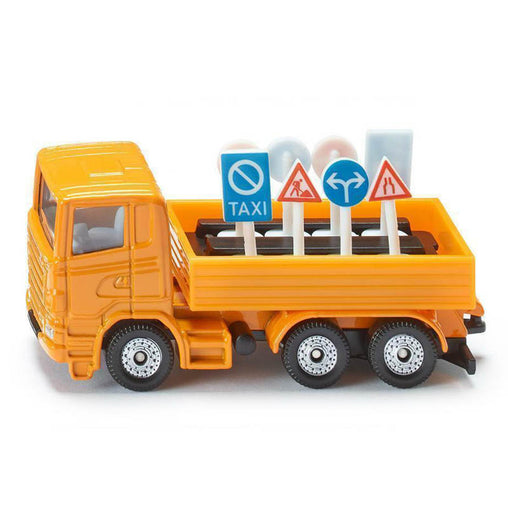 siku Diecast Model Car Road Maintenance Lorry 1322