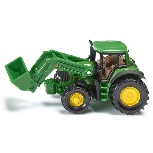 Siku John Deere with Front Loader Diecast Model