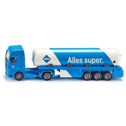 Siku Tanker with Trailer - 1:87 Scale