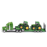 Low Loader with John Deere - 1:87 Scale