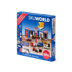Siku Vehicle Service Station Garage Packaging
