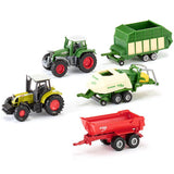 Agriculture Vehicles Gift Set