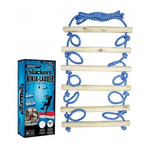 Slackers Ninja Rope Ladder 8'