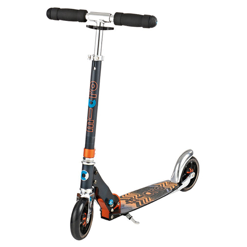 Micro Scooter Speed Plus Black/Orange Scooter