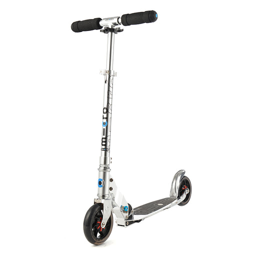 Micro Scooter Speed Plus Scooter Silver