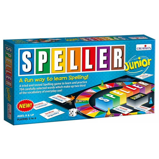 Creatives Speller Junior Game