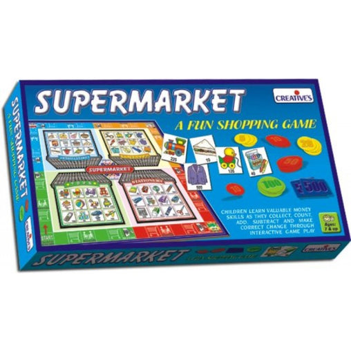 Creatives Supermarket Game