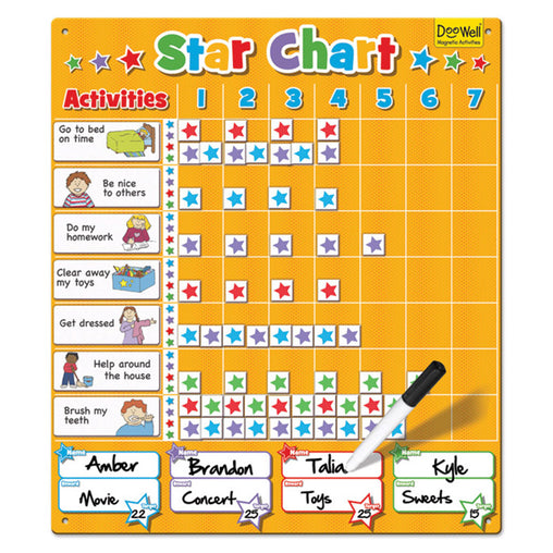 Fiesta Crafts Large Star Chart