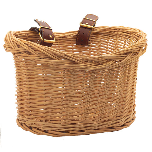 Trybike Woven Wicker Trybike Basket for Steel Bike