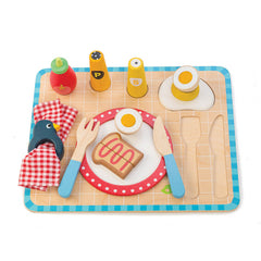Tender Leaf Breakfast Tray 2