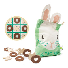 Tender Leaf Toys Tic Tac Toe Game