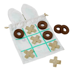Tender Leaf Toys Tic Tac Toe Game Contents