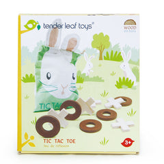 Tender Leaf Toys Tic Tac Toe Game Packaging