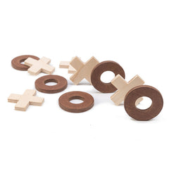 Tender Leaf Toys Tic Tac Toe Game Pieces