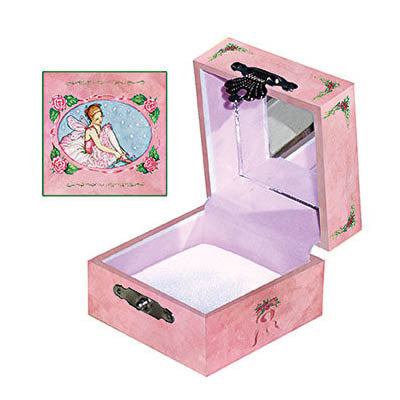 Enchantmints Mini Treasure Box Fairy Ballerina School
