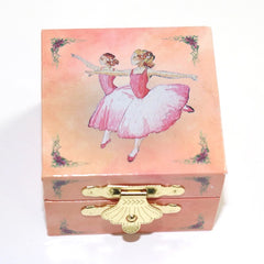Enchantmints Mini Treasure Box Ballerinas Top View