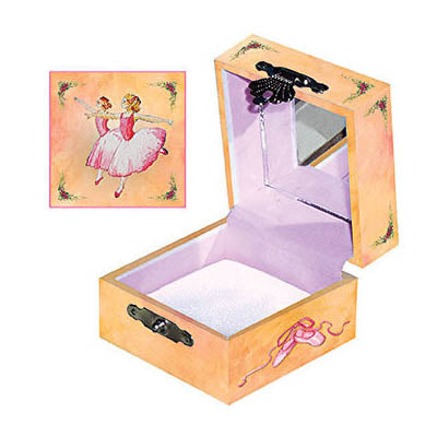 Enchantmints Mini Treasure Box Ballerinas