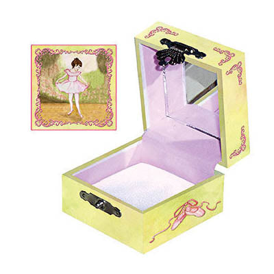 Enchantmints Mini Treasure Box Ballerina Recital