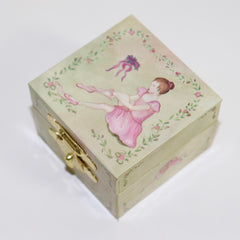 Enchantmints Mini Treasure Box Ballerina Shoes Closed