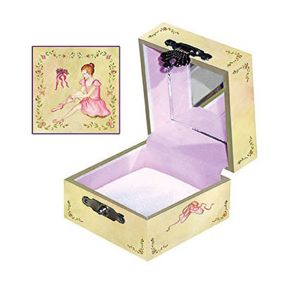 Enchantmints Mini Treasure Box Ballerina Shoes